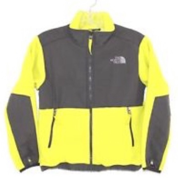 The North Face Jackets & Blazers - ⚡️the north face electric yellow jacket